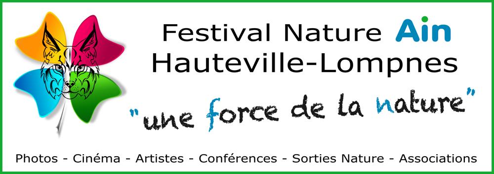 Logo Festival Nature Ain