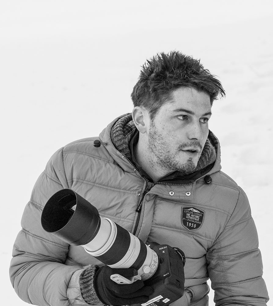 Nicolas gascard Portrait