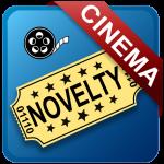 LOGO CINEMA NOVELTY