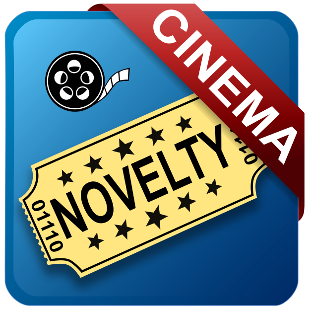 LOGO CINEMA NOVELTY
