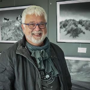 Hervé COMBE Portrait