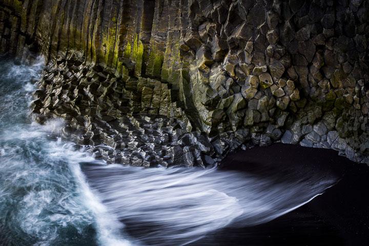 GREYO David Plage volcanique en Islande Canon EOS 5D Mark III 123 mm F-11
