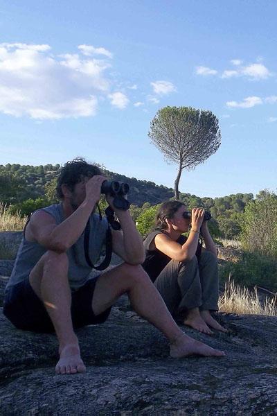 Carmen MUNOZ PASTOR & Vincent PRIMAULT action