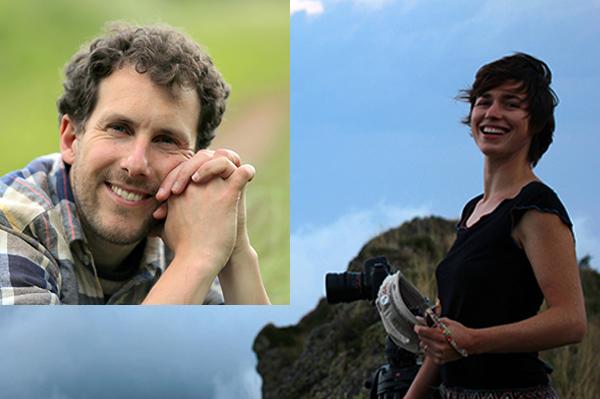 Marie Daniel et Fabien Mazzocco