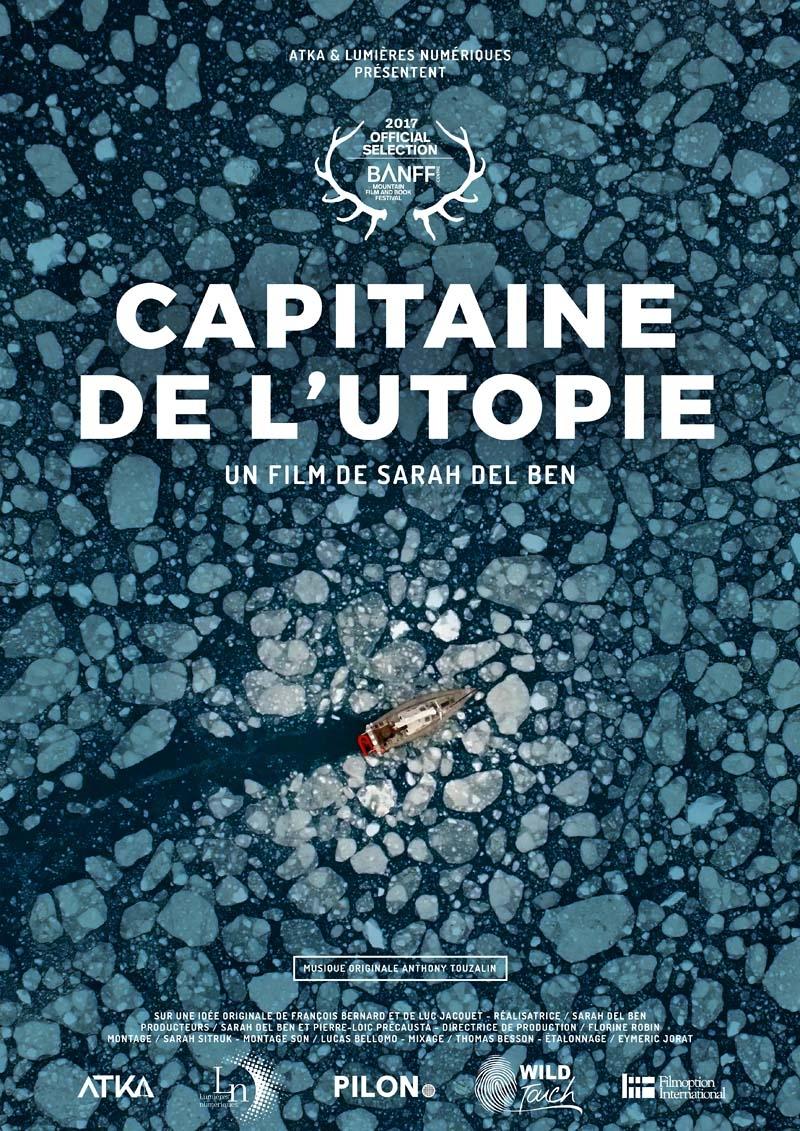 Capitainedelutopie - Sarah Del Ben-film